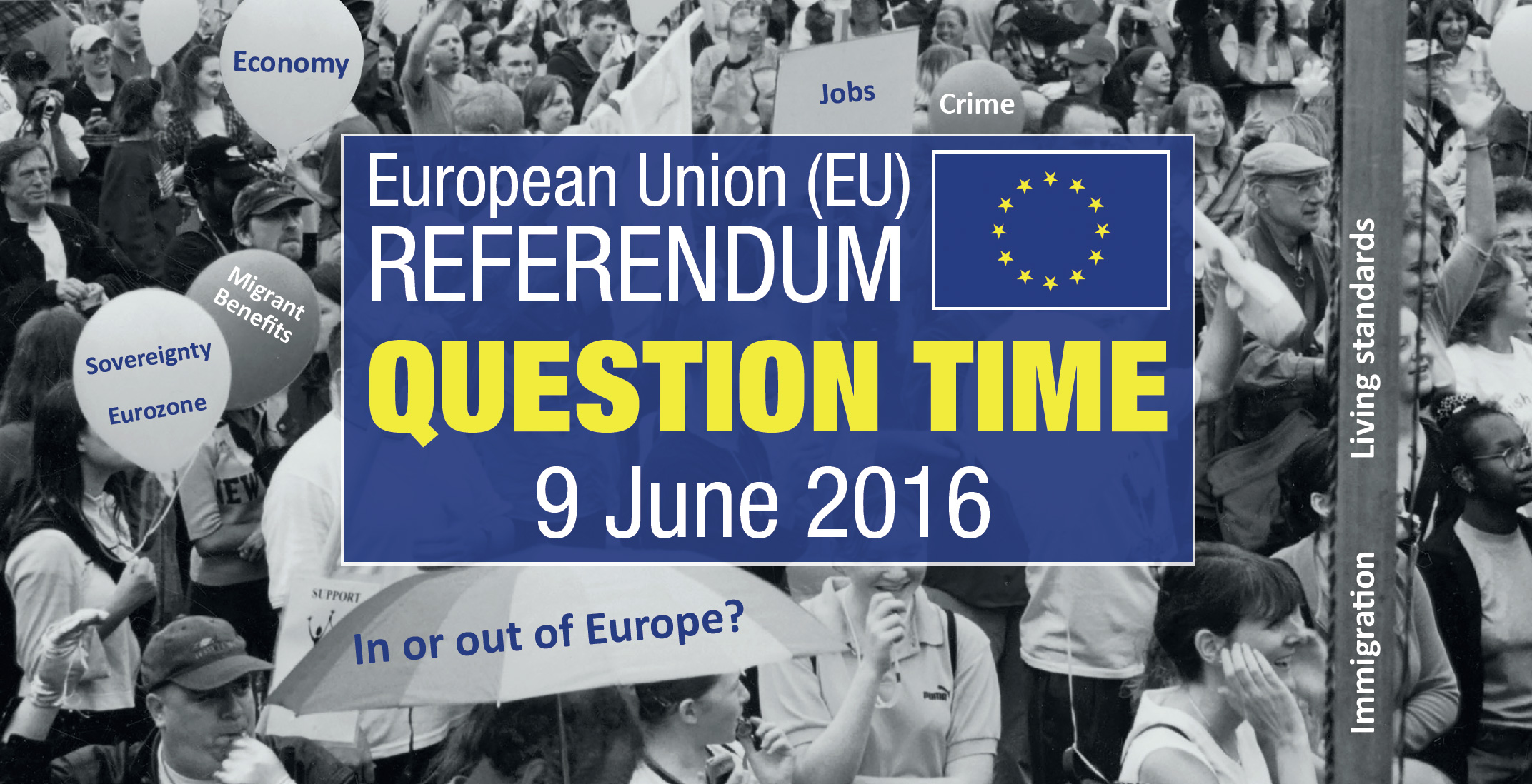 Uk eu referendum date in Perth