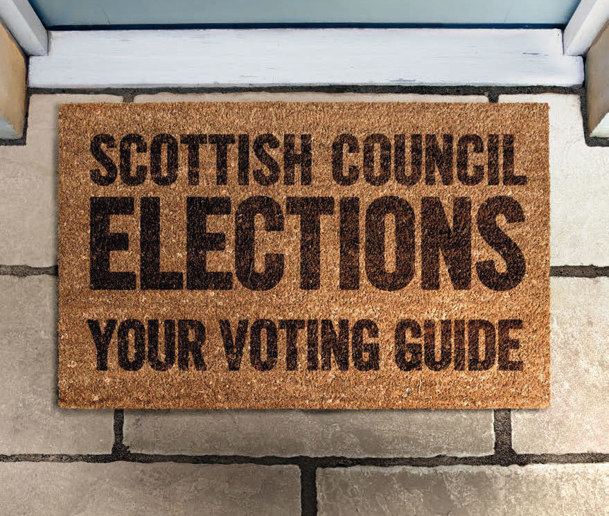 Scottish Council Elections Information Guide
