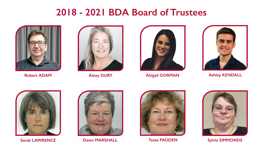 2018-2021 Board of Trustees