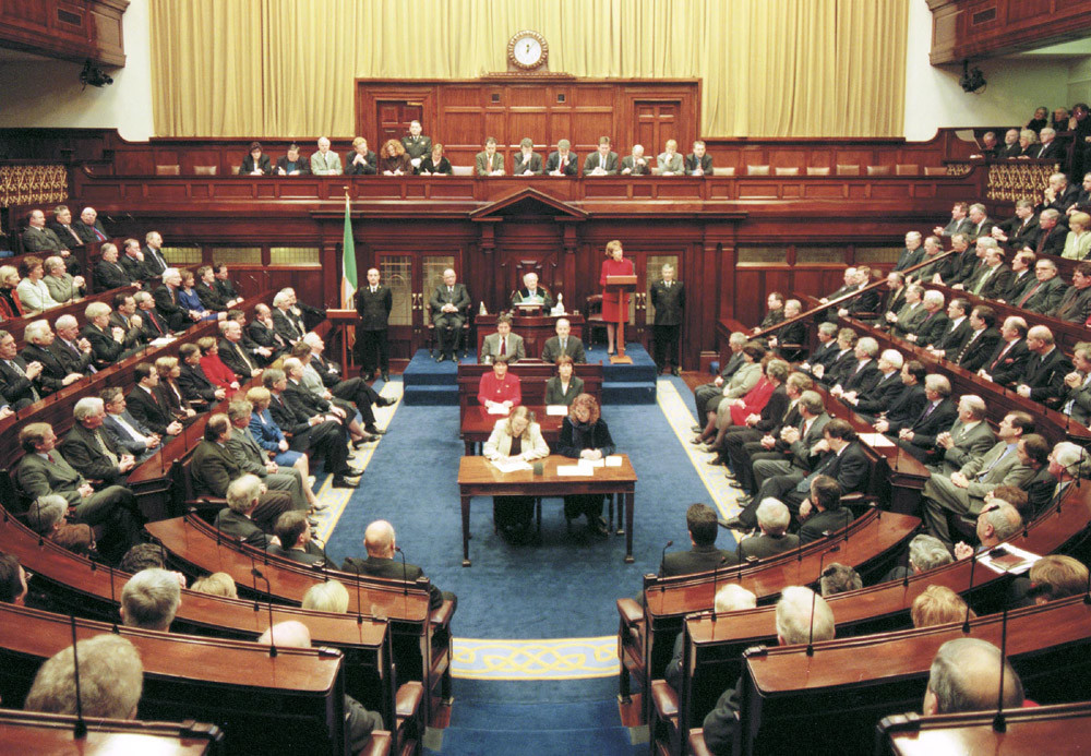oireachtas-irish-parliament