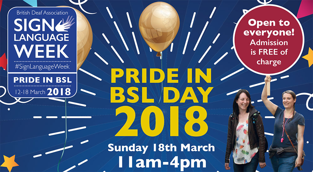 Pride in BSL Day