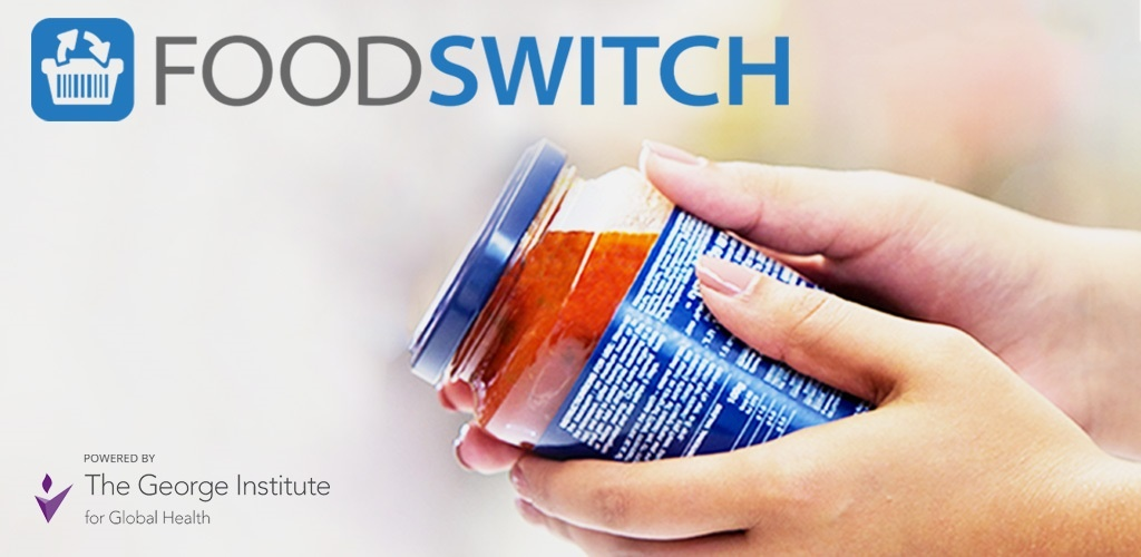 FoodSwitch App Feat