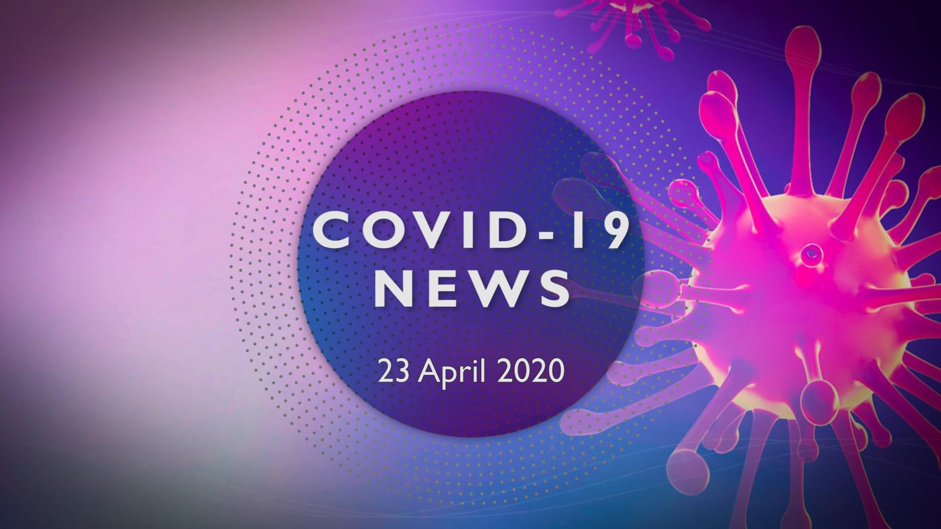 CV Update 23rd April Feat
