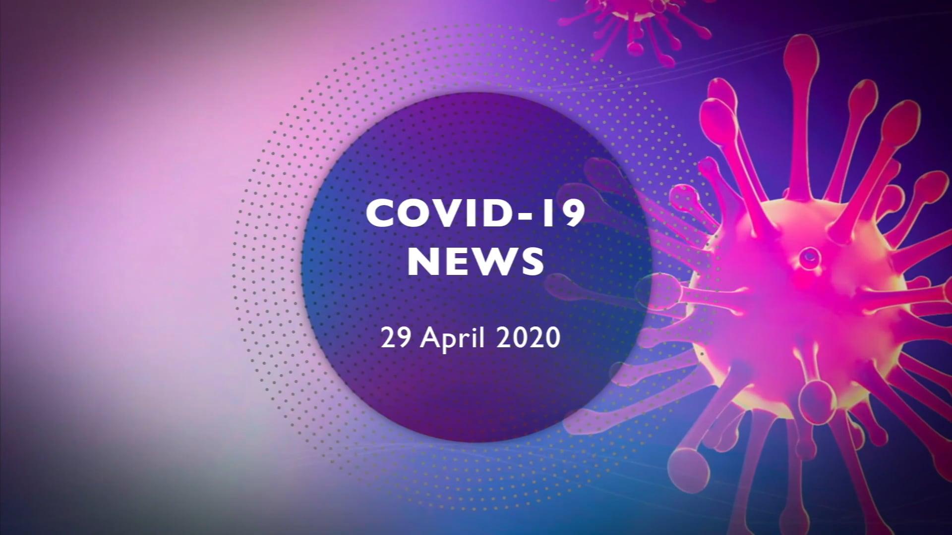cv update 29th April feat